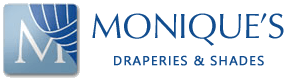 monique-draperies Logo
